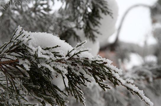Կեսօրից հետո հյուսիսային շրջաններում սպասվում են տեղումներ և մառախուղ, լեռնային շրջաններում՝ ձյուն
