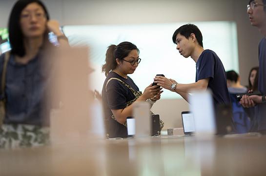 Apple-ը Չինաստանում կթարմացնի iPhone-ի ծրագրային ապահովումը