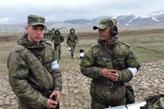 В Армении началось слаживание военных инженеров ЮВО