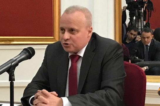 Политические события в Армении не привели к изменению базового характера отношений с Россией – посол