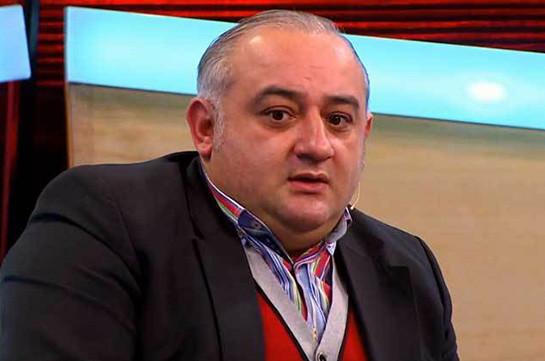 Петрос Казарян назначен директором информационно-аналитических программ ОТА