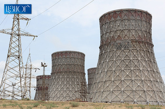 EU to provide 6.5 million Euros for stress tests in Armenia's Nuclear Power Plant