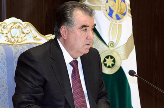 President of Tajikistan supports appointment of Belarusian representative in post of CSTO secretary general, signs necessary document