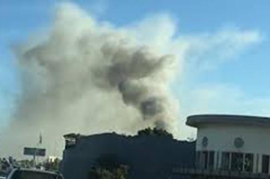 Неизвестный устроил взрыв в здании ливийского МИД