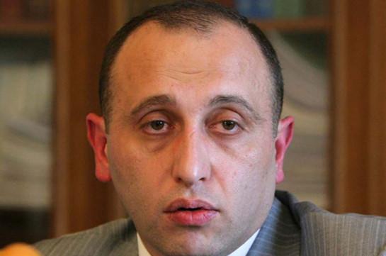Обвинение Ваагну Арутюняну дополнено, подано ходатайство о его аресте