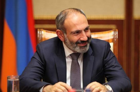 Цена на газ для потребителей не повыситься: Никол Пашинян