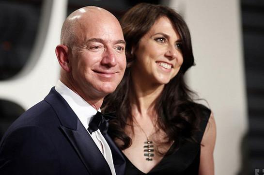Հայտնի է, թե ում հետ է Amazon-ի ղեկավարը դավաճանել կնոջը