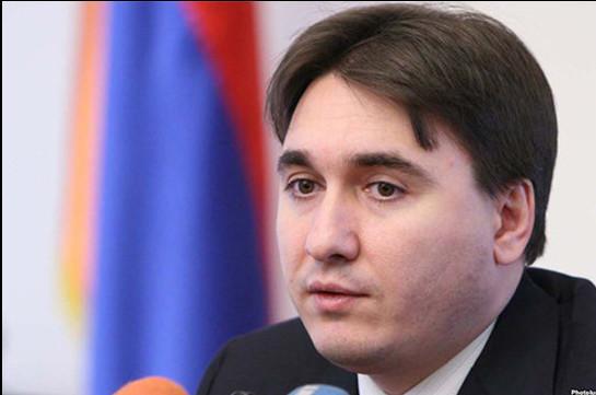 Апелляционный суд рассмотрит вопрос меры пресечения в отношении Армена Геворкяна 17 января