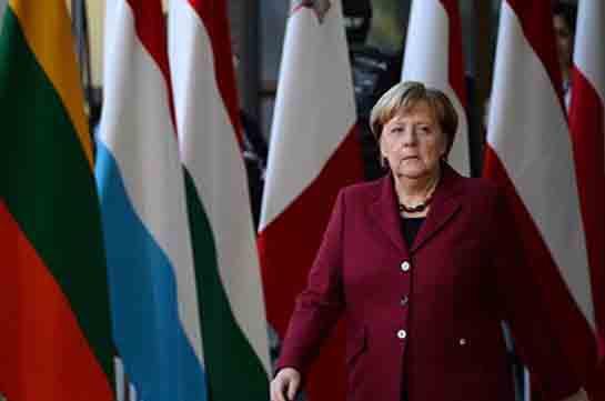 Меркель не ответила на требование Греции военных репараций