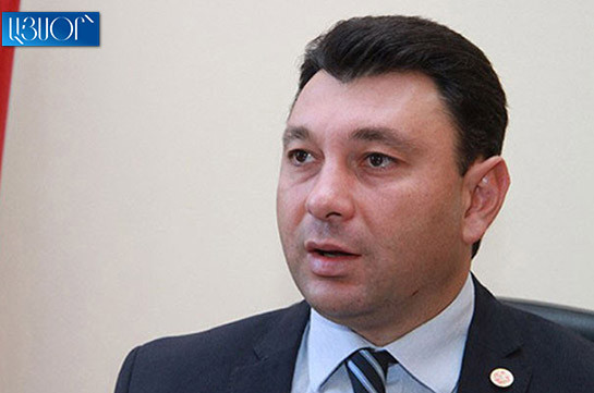 Instead of making shows of everything Pashinyan's regime better defend Armenia's state and national interests: Sharmazanov