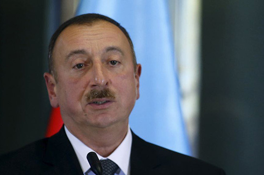 Policy of isolating Armenia to continue: Aliyev