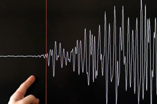 На Аляске зафиксировано землетрясение магнитудой 5,0