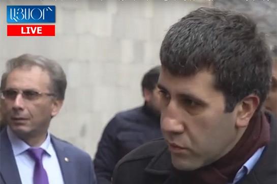 Вокруг этого вопроса сформировалось ангажированное общественное мнение – Рубен Меликян готов оказать юридическую поддержку семье Агаджановых