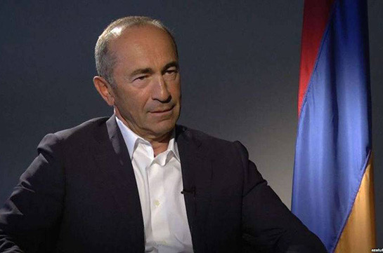 Yerevan court examines petition on changing Kocharyan's preventive measure