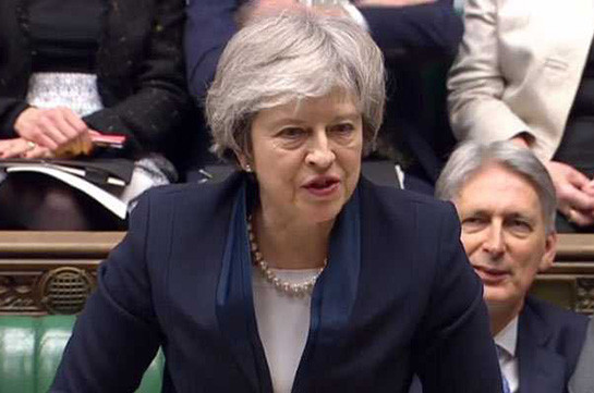 Brexit: Theresa May faces confidence vote after huge defeat