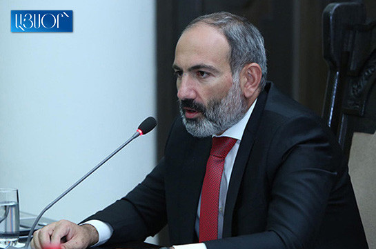Armenia's PM suggests getting rid of three things for the country to succeed