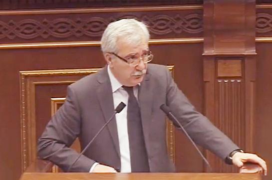 Необходимости в заключении договора о военном взаимодействии с Нагорным Карабахом нет – Андраник Кочарян