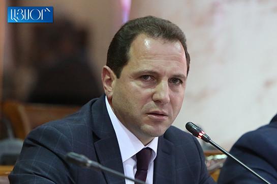 Դավիթ Տոնոյանը նշանակվեց ՀՀ Պաշտպանության նախարար