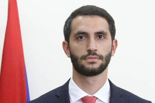 Парламентская делегация Армении отправилась в Страсбург