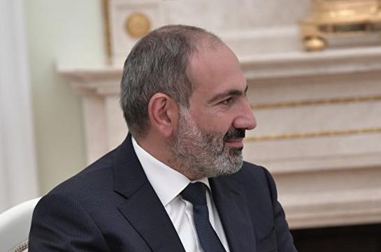 Структура правительства Армении будет изменена в течение месяца – Пашинян