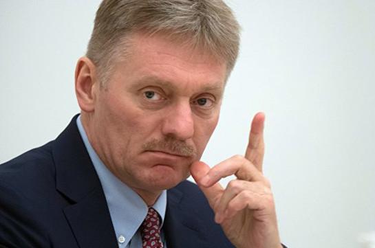В графике Путина на пятницу пока нет встречи с Пашиняном - Песков
