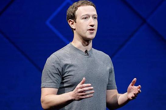 Цукерберг рассказал о стимуле Facebook для защиты данных пользователей