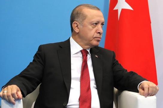 Эрдоган пообещал скорое создание зоны безопасности в Сирии