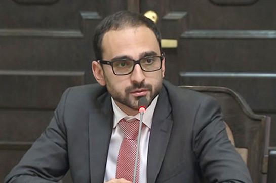Тигран Авинян прокомментировал слухи об отставке председателя КГД