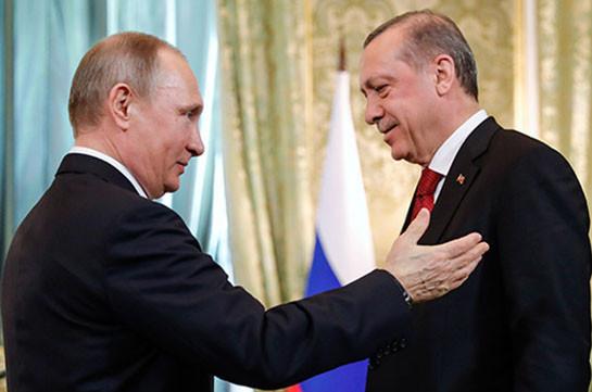 Ռուսաստանի հետ միասին մենք զգալի առաջընթացի ենք հասել. մեծ ողբերգություն ենք կանխել Իդլիբում. Էրդողան