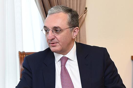 МИД РА: Вопрос оказавшегося в Азербайджане армянского солдата вызывает обеспокоенность