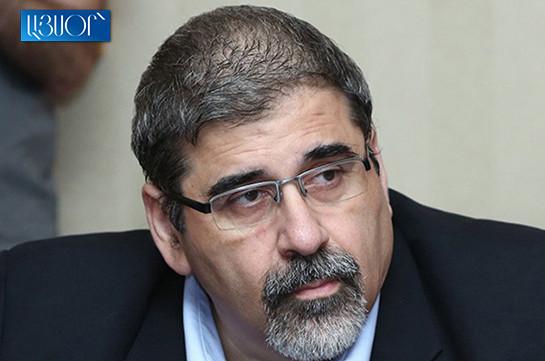 Զարմանալի է, որ կառավարության ծրագրում հայ-թուրքական հարաբերություններին որևէ անդրադարձ չի կատարվել.Կիրո Մանոյան