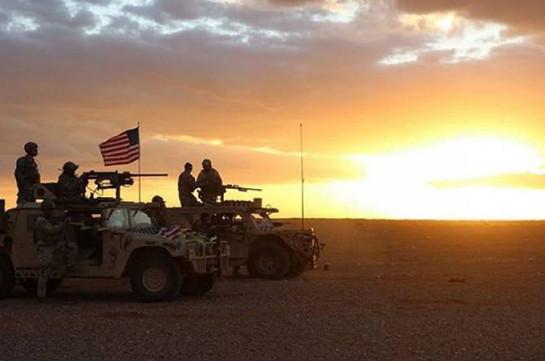 ԱՄՆ-ն հայտնել է Սիրիայից զորքերը դուրս բերելու ժամկետը