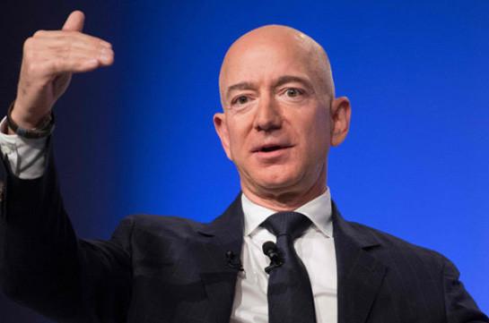 Amazon-ի հիմնադիր Բեզոսը National Enquirer թերթին շորթման համար է մեղադրում