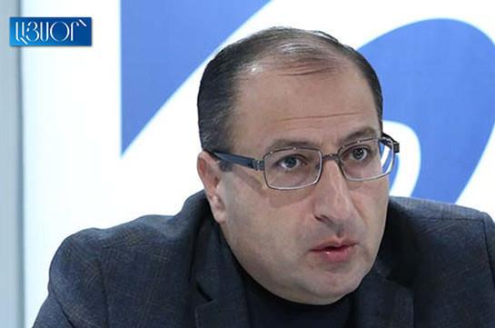 ԵՊՀ-ում արված հայտարարությունը Ռոբերտ Քոչարյանին առաջադրված մեղադրանքի մեջ կենտրոնական դեր է խաղում. Հայկ Ալումյան