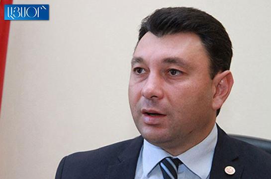 Նիկոլի իշխանության մեկ օր ավելի մնալը հարվածում է Հայաստանի ու Արցախի շահերին. Շարմազանով