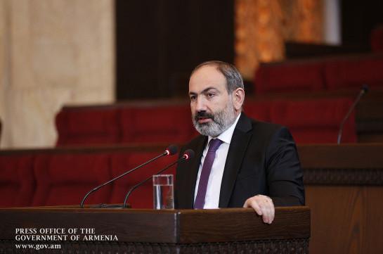 Մարտի 23-ին մտադիր ենք Հայաստանում իրականացնել հեղափոխական մասշտաբի շաբաթօրյակ. Նիկոլ Փաշինյան