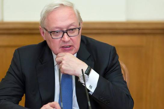 Ռյաբկով. Ռուսաստանը ձգտելու մասնակցել Իրանի հետ հաշվարկների INSTEX մեխանիզմին
