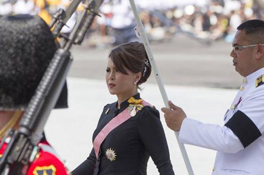 Թաիլանդի արքայադստերը չեն ընդգրկել վարչապետի պաշտոնի թեկնածուների ցուցակում