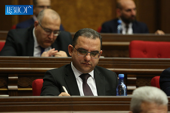 Main economic figures mentioned in government's program: minister