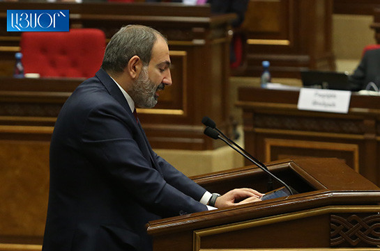 Huge shadow exists in advocacy activity: Armenia's PM