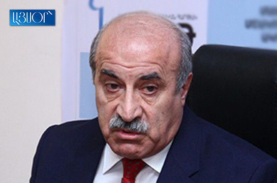 Economic revolution appeared to be mass participation in the economic life of the country: Khosrov Harutyunyan