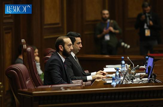 Չեմ ուզում մեկնաբանել Մարուքյանի ասածը, որ իր համար լավ ավանդույթ էր Հովիկ Աբրահամյան վարչապետի աշխատելաոճը. Ալեն Սիմոնյան