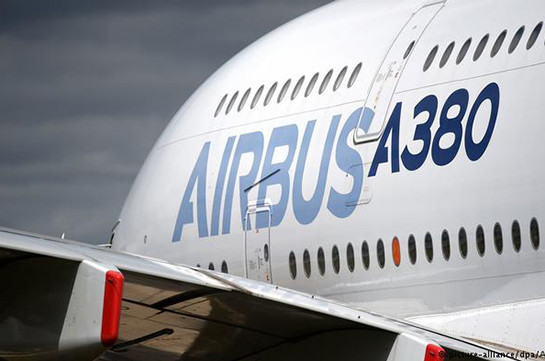 Airbus says A380 superjumbo production will end