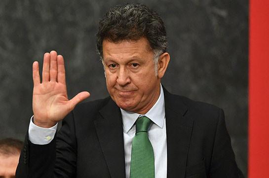 Осорио покинул пост главного тренера сборной Парагвая