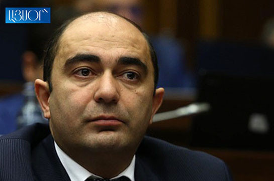 The only guilty of poverty in 90s was Levon Ter-Petrosyan: Edmon Marukyan