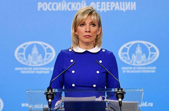 Захарова ответила на угрозы Болтона