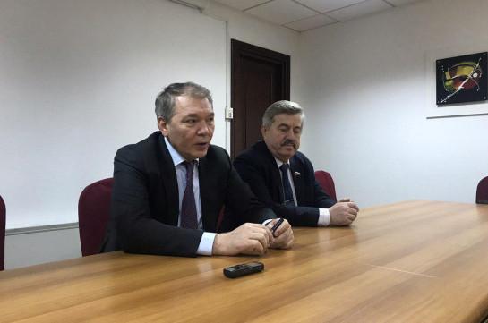 Российская Федерация оценит отправку гуманитарной миссии Армении вСирию— Калашников