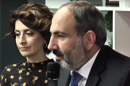 Пашинян называет Меркель и Грибаускайте «евромамами»