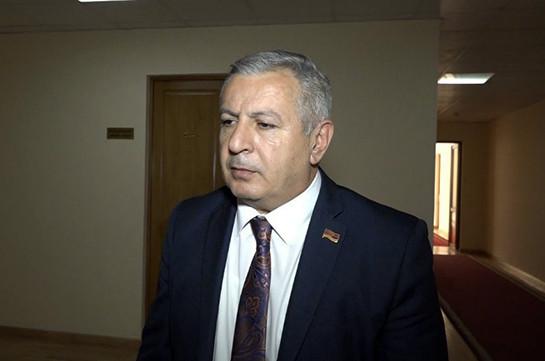 Компания «Лидиан Армения» подала иск против депутата Сергея Багратяна