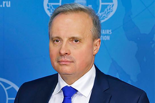 Российско-армянское военное сотрудничество уверенно развивается – Сергей Копыркин